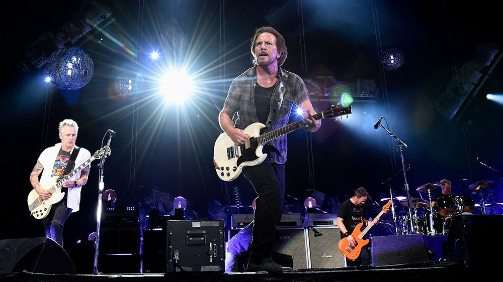 Pearl Jam mark 20th anniversary of Roskilde tragedy with poignant tribute to fans killed