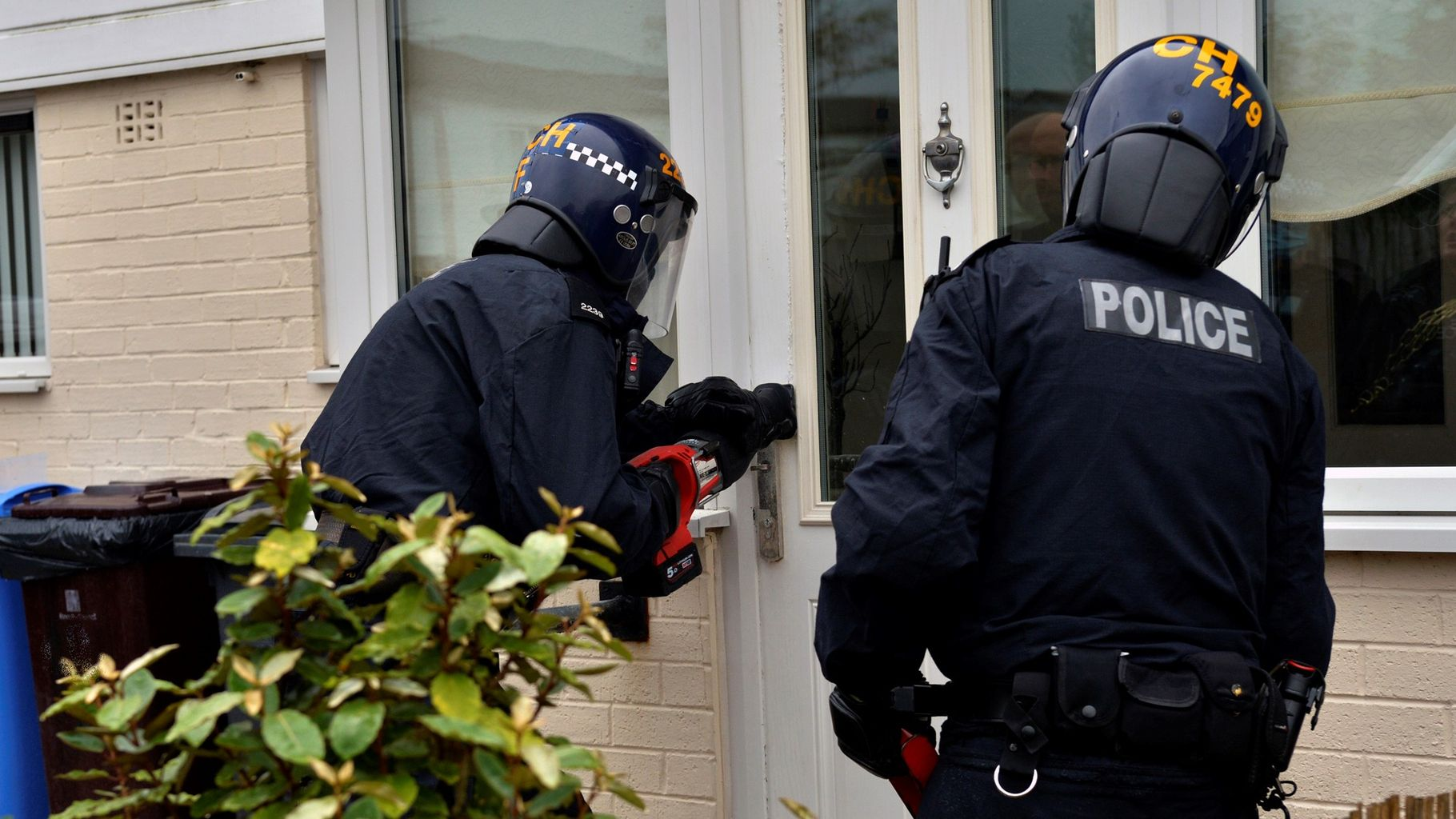 Arrests and seizures made following drugs and firearms raids across Merseyside