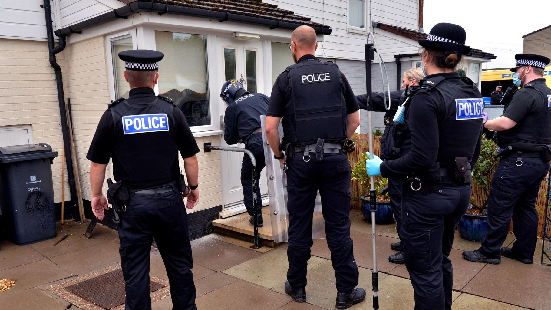 Police seize millions of pounds in raids across Merseyside