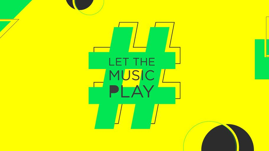 Iron Maiden, Pink Floyd, The Rolling Stones & more back #LetTheMusicPlay campaign