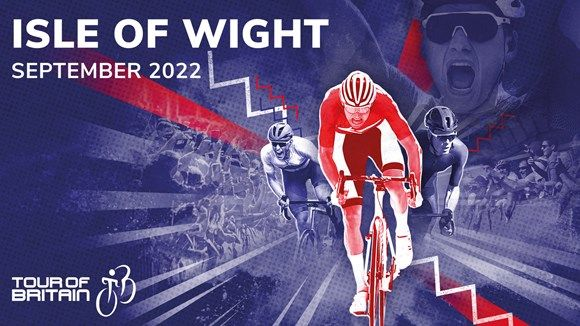 Isle of Wight to stage finale of major cycling event in 2022