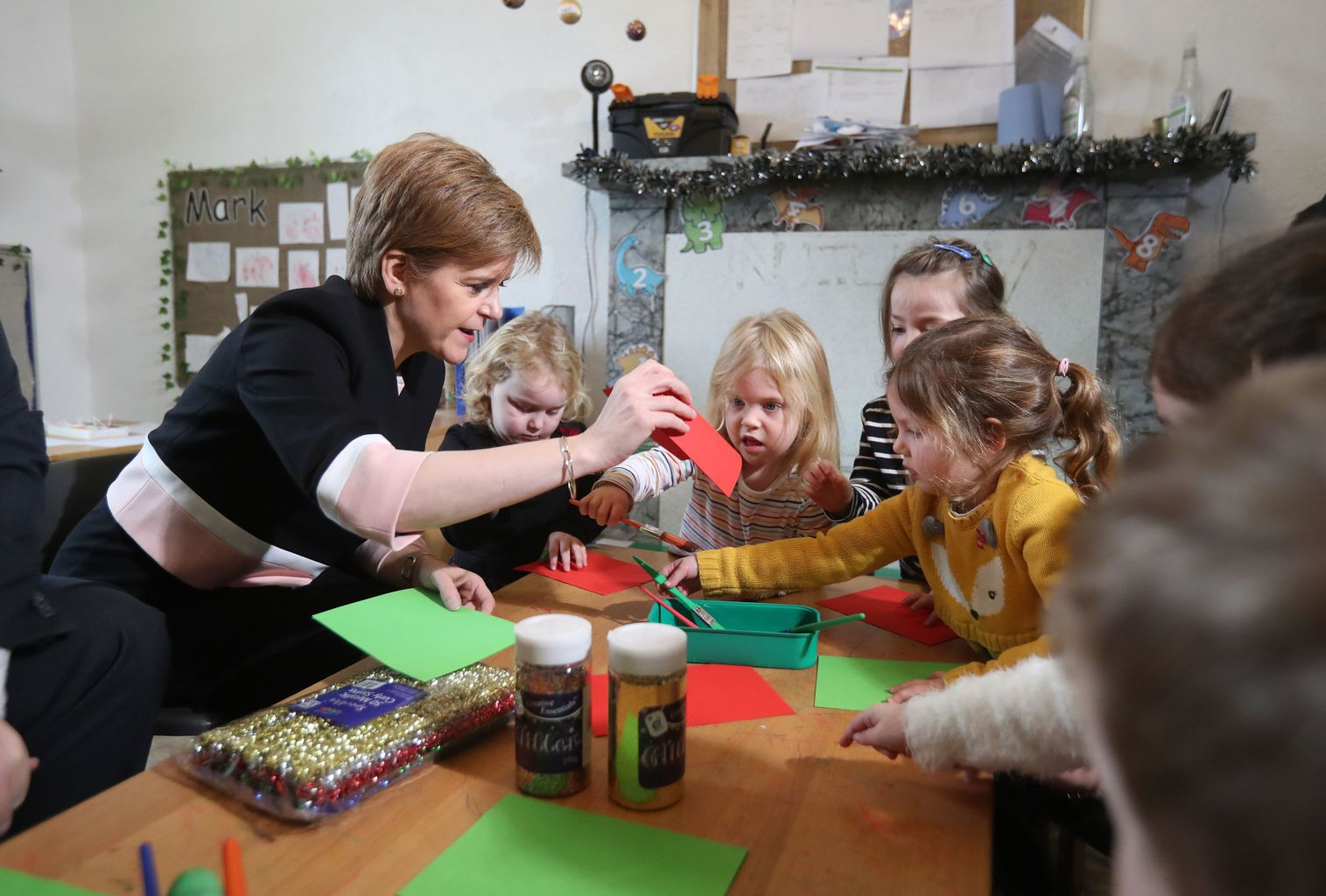 Increased free childcare plans being put on hold