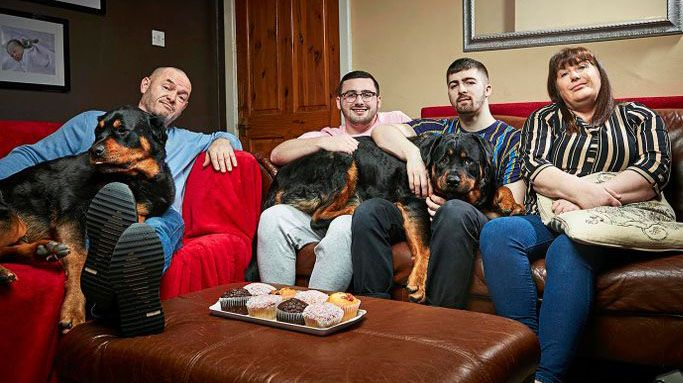 Gogglebox's Shaun Malone has become a dad for the first time 👶