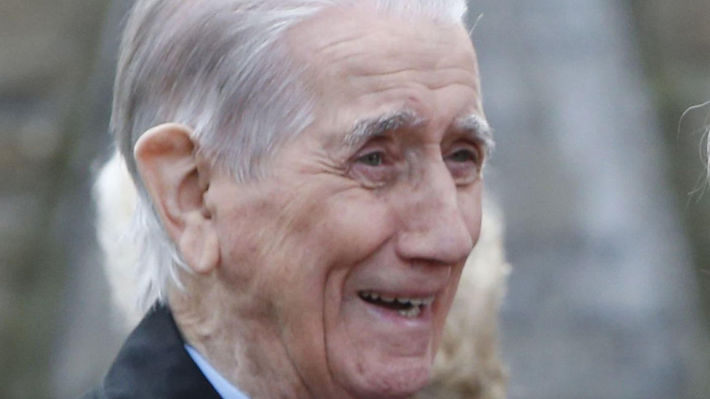 Scottish actor and comedian Johnny Beattie dies aged 93