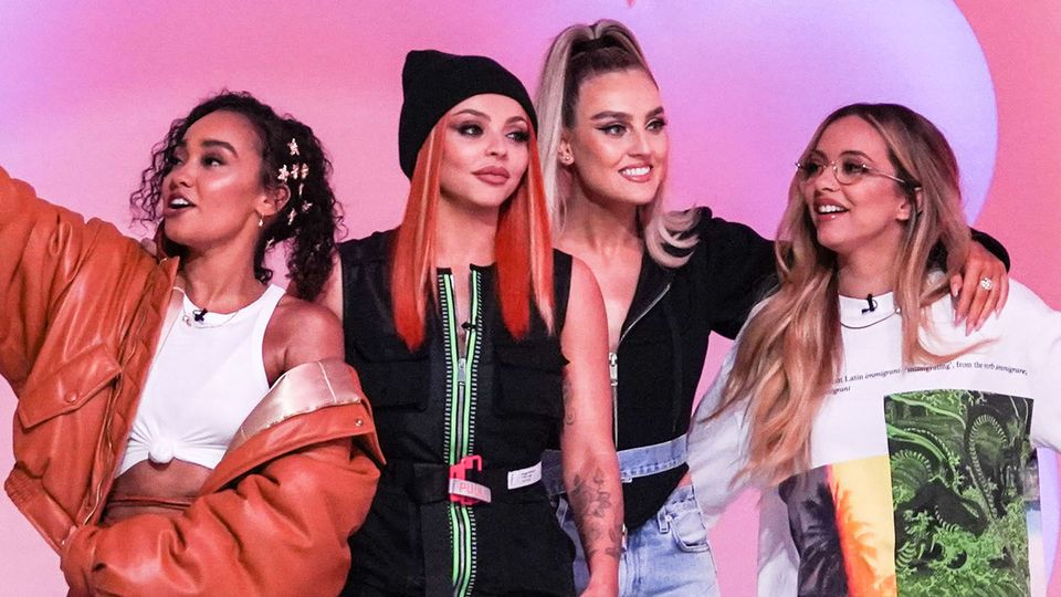 Little Mix's Jesy Nelson admits who is the strictest judge on The Search