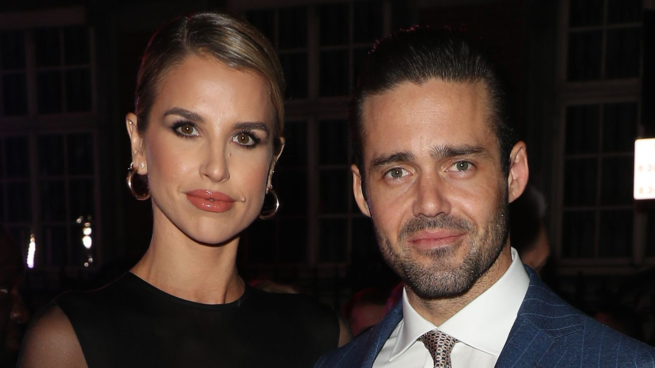 Vogue Williams and Spencer Matthews reveal adorable name for newborn daughter