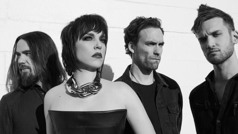 Halestorm announce upcoming EP with single featuring Evanescence's Amy Lee
