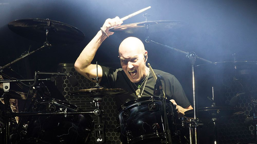 Chris Slade has 'no idea' whether Phil Rudd has replaced him in AC/DC