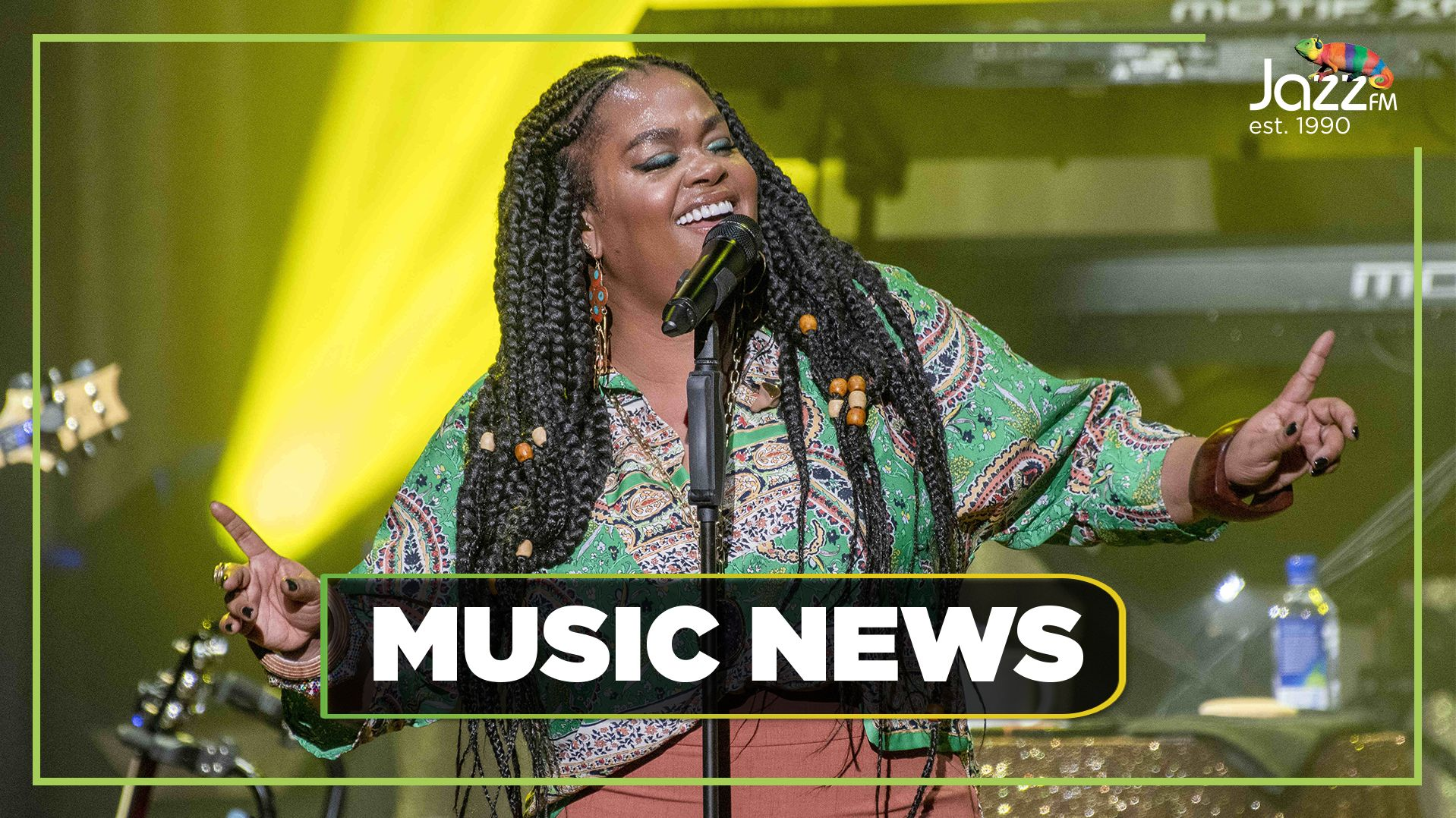Jill Scott to play Mahalia Jackson