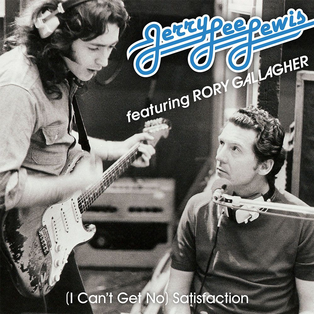 Jerry Lee Lewis and Rory Gallagher '(I Can't Get No) Satisfaction'