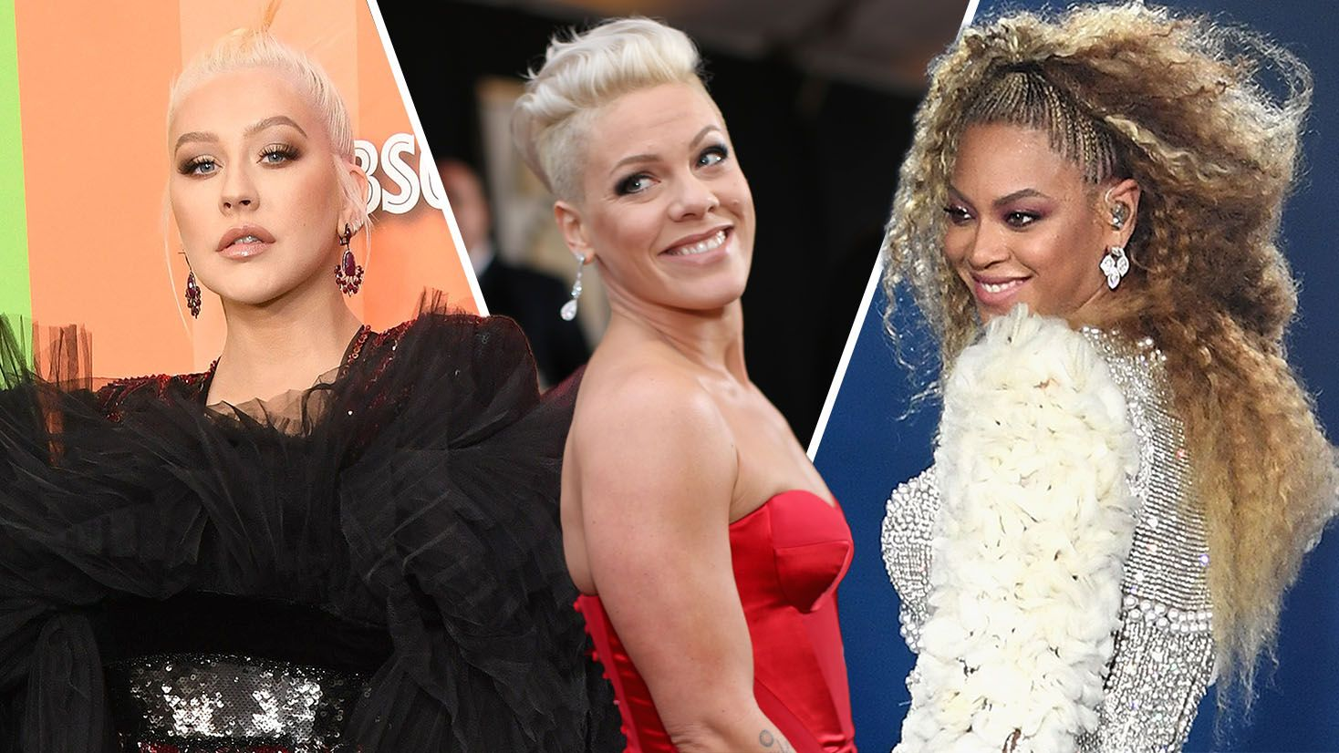 P!nk: 10 of the singer's best collaborations to date