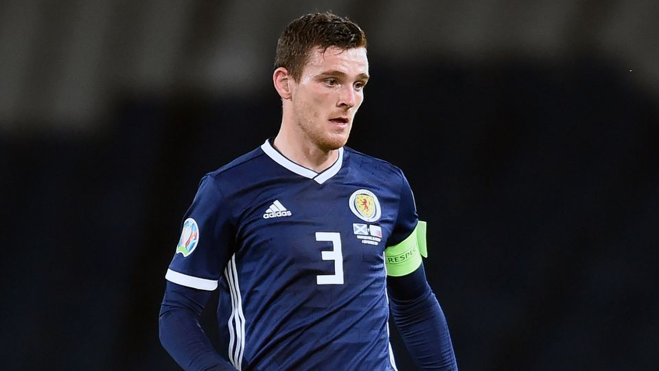 Andy Robertson Desperate To Lead Scotland To A Major Tournament Undefined He always holds on to his girlfriend that's where he likes to be he like to wear the ball and the chain on his neck a false sense. radioplay