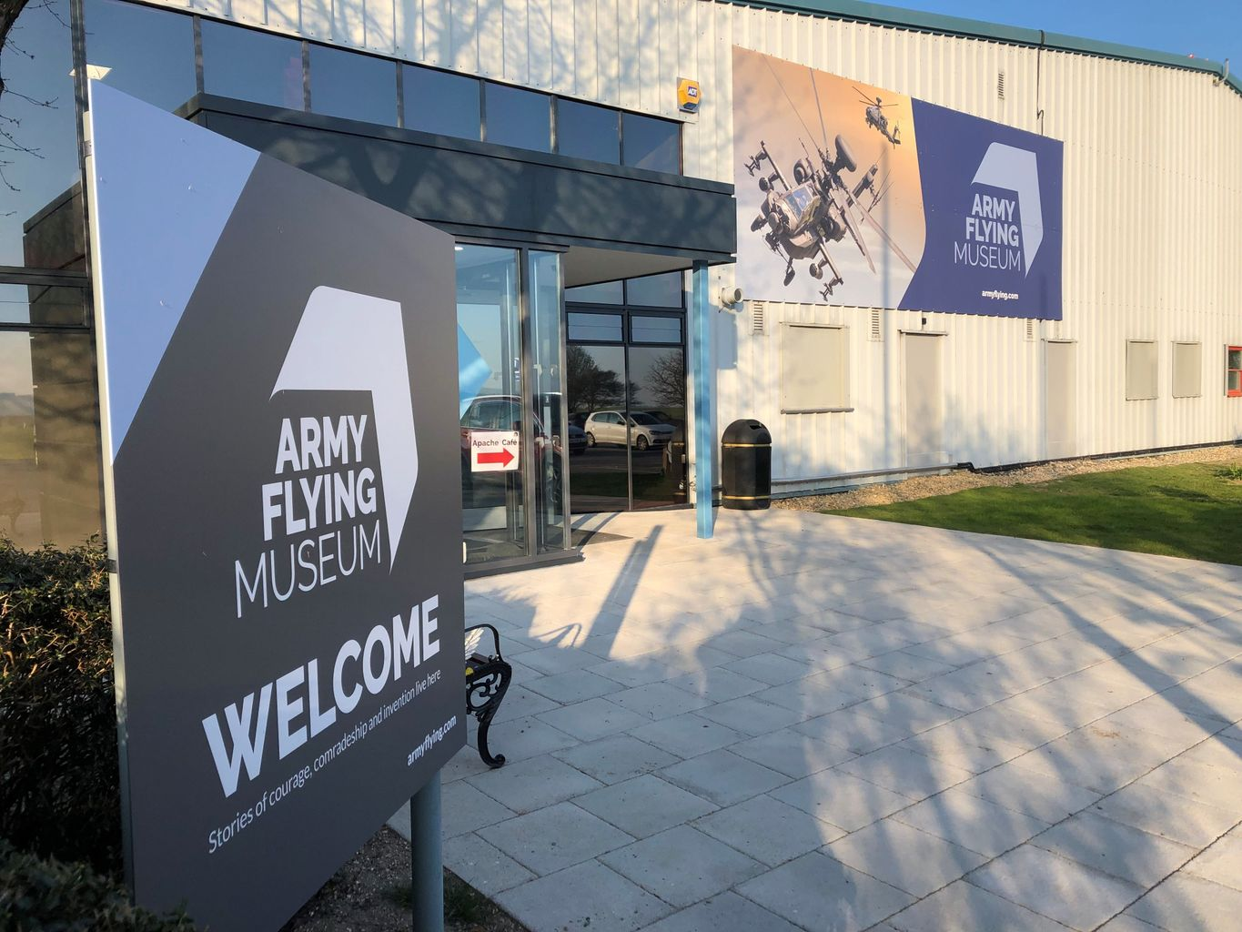 Army Flying Museum gets £29,000 of lottery funding