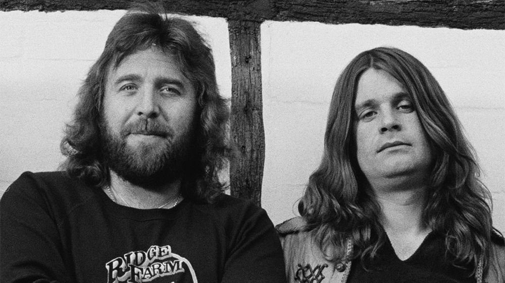 Ozzy Osbourne pays tribute to Lee Kerslake