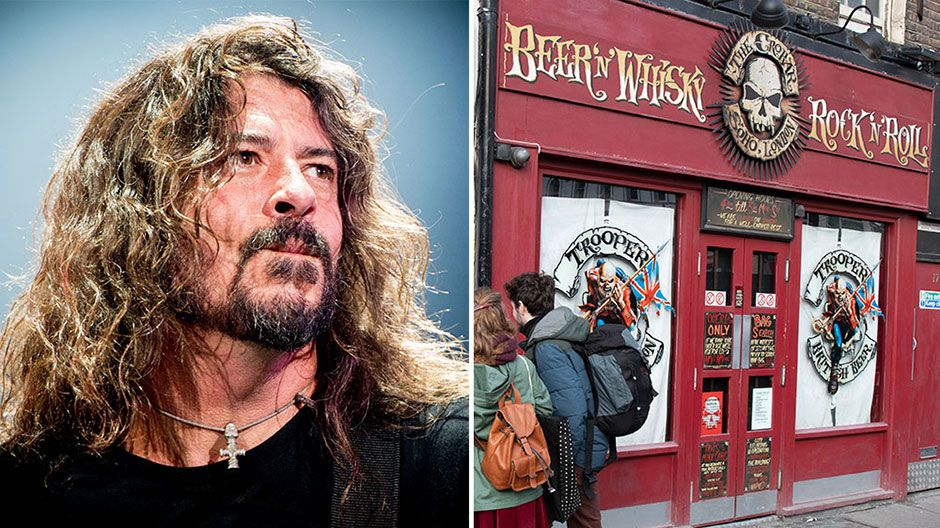 Foo Fighters donate prize to raffle for The Crobar's out-of-work staff