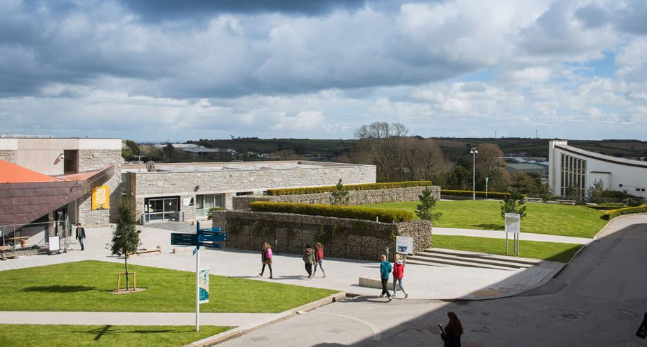 Positive COVID-19 tests confirmed at university campus in Cornwall