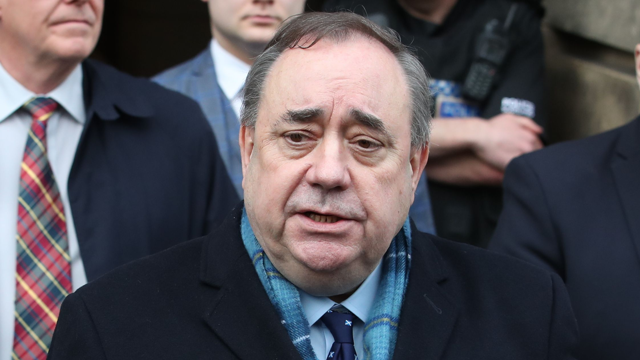 Scottish Government accused of 'incompetence' over Alex Salmond civil case timing