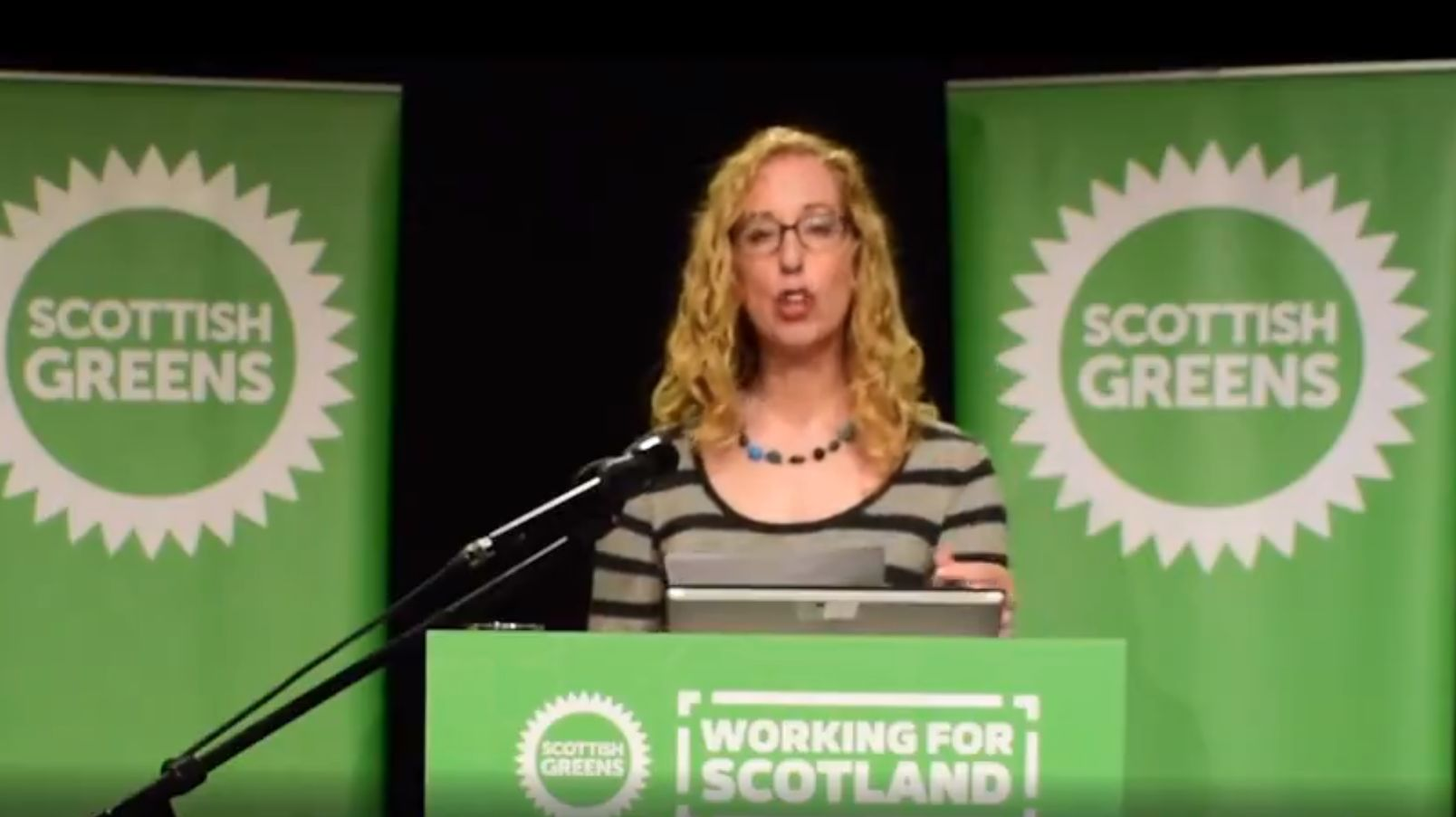 Scottish Greens aim to catch Labour in next year's Holyrood election