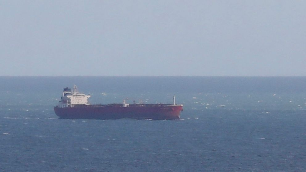 Police dealing with security incident involving number of stowaways on oil tanker off Isle of Wight