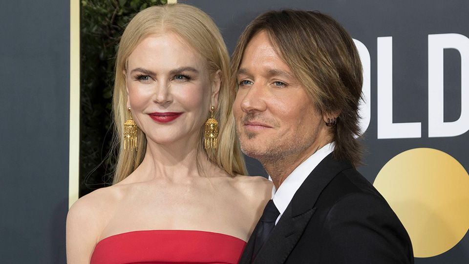 Nicole Kidman gushes over husband Keith Urban as he celebrates his 53rd birthday ❤️