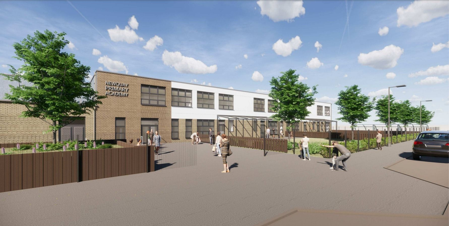 New primary school with over 400 places to be built in Newquay
