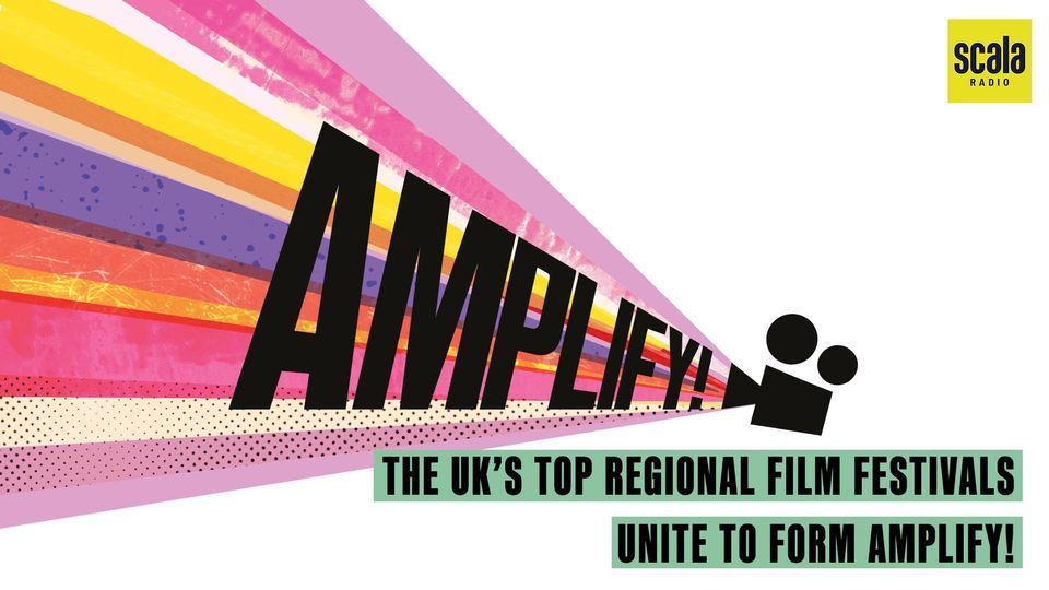 Mark Kermode highlights films in the upcoming AMPLIFY! festival