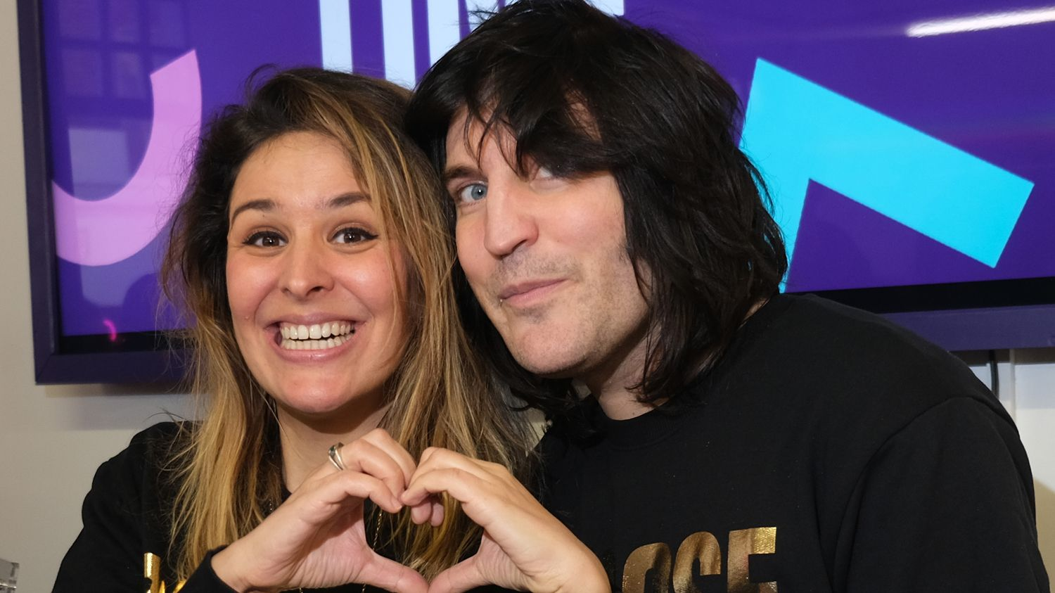 Bake Off host Noel Fielding becomes a dad for second time to baby girl