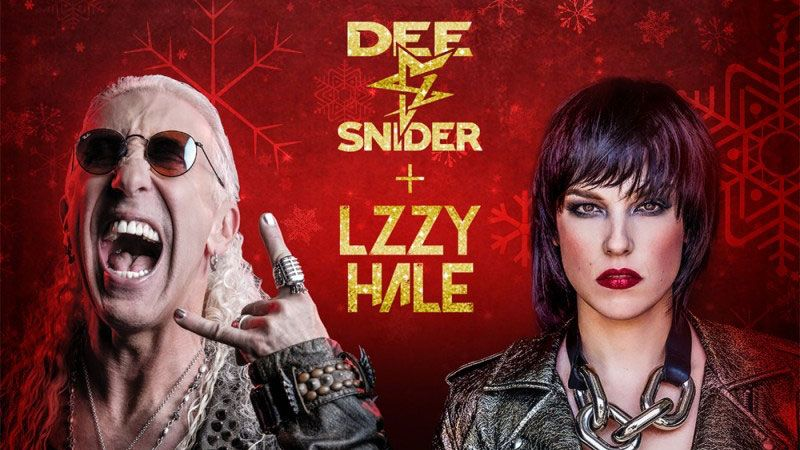 Dee Snider and Lzzy Hale unleash The Magic of Christmas Day duet