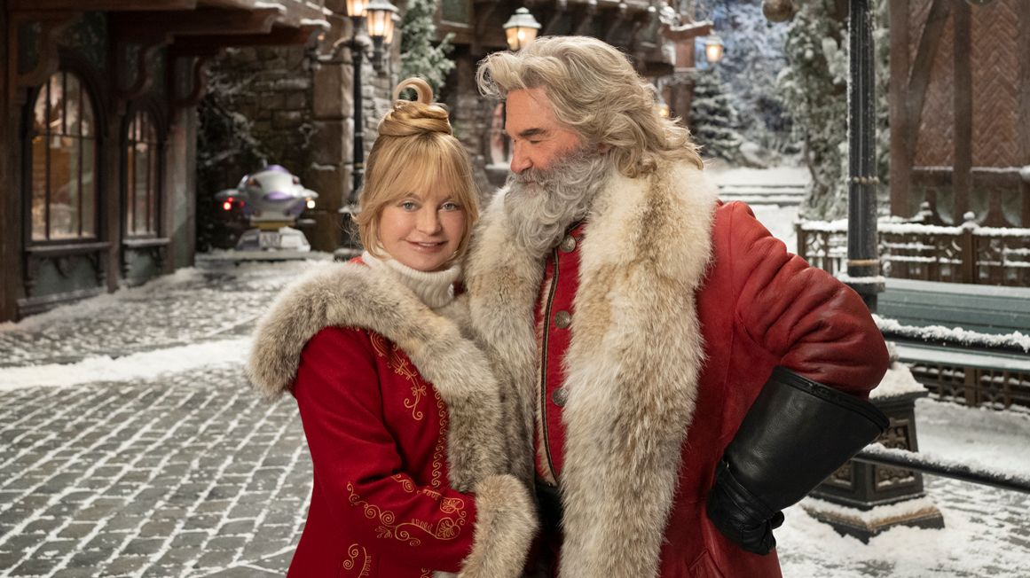 Festive picks to watch on Netflix this Christmas