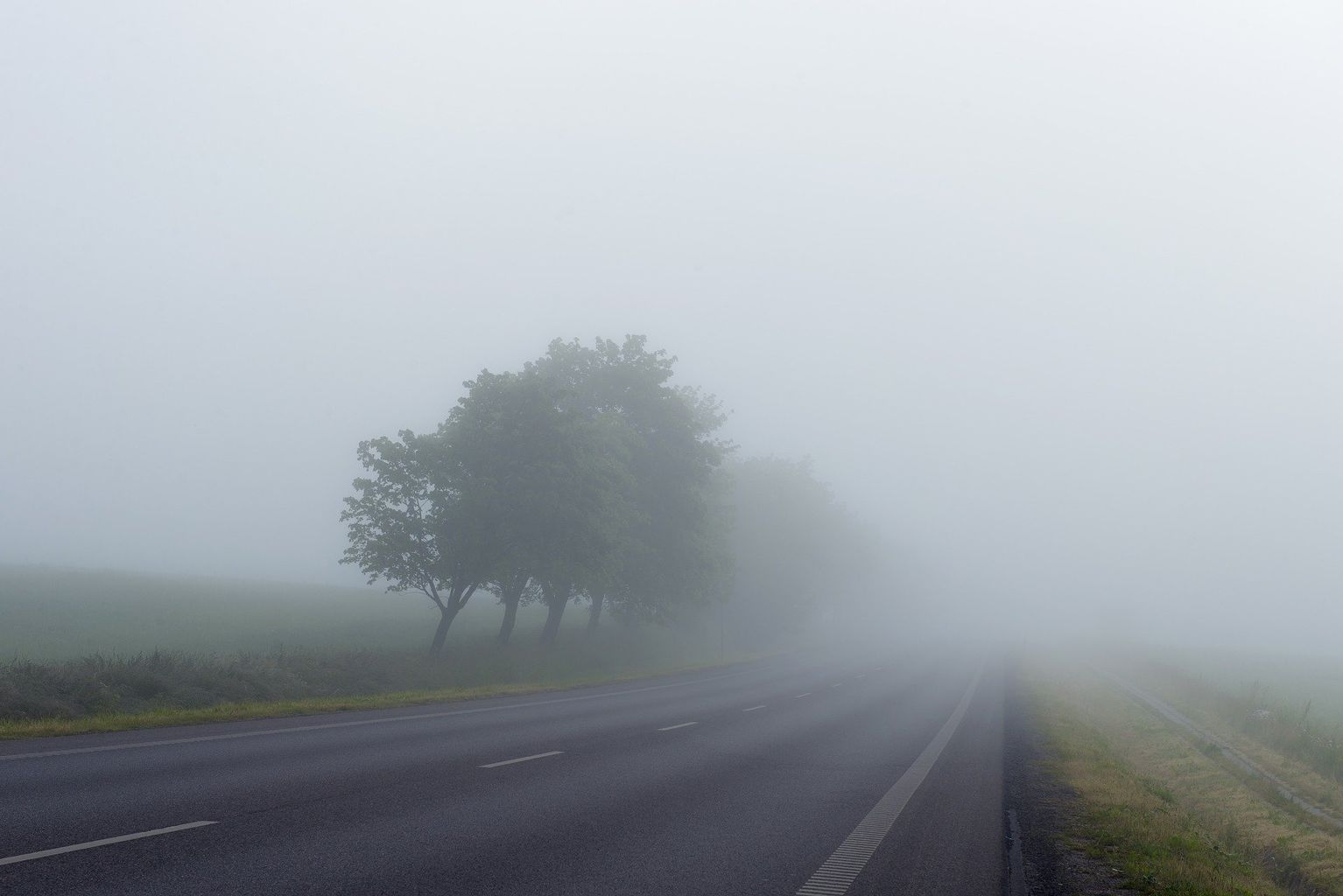 15-hour fog warning issued for Cornwall