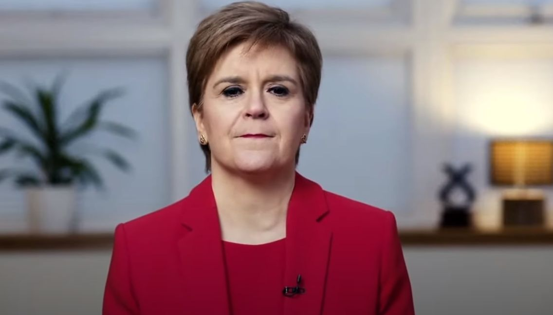 First Minister insists independence will be essential to Scotland's Covid-19 recovery