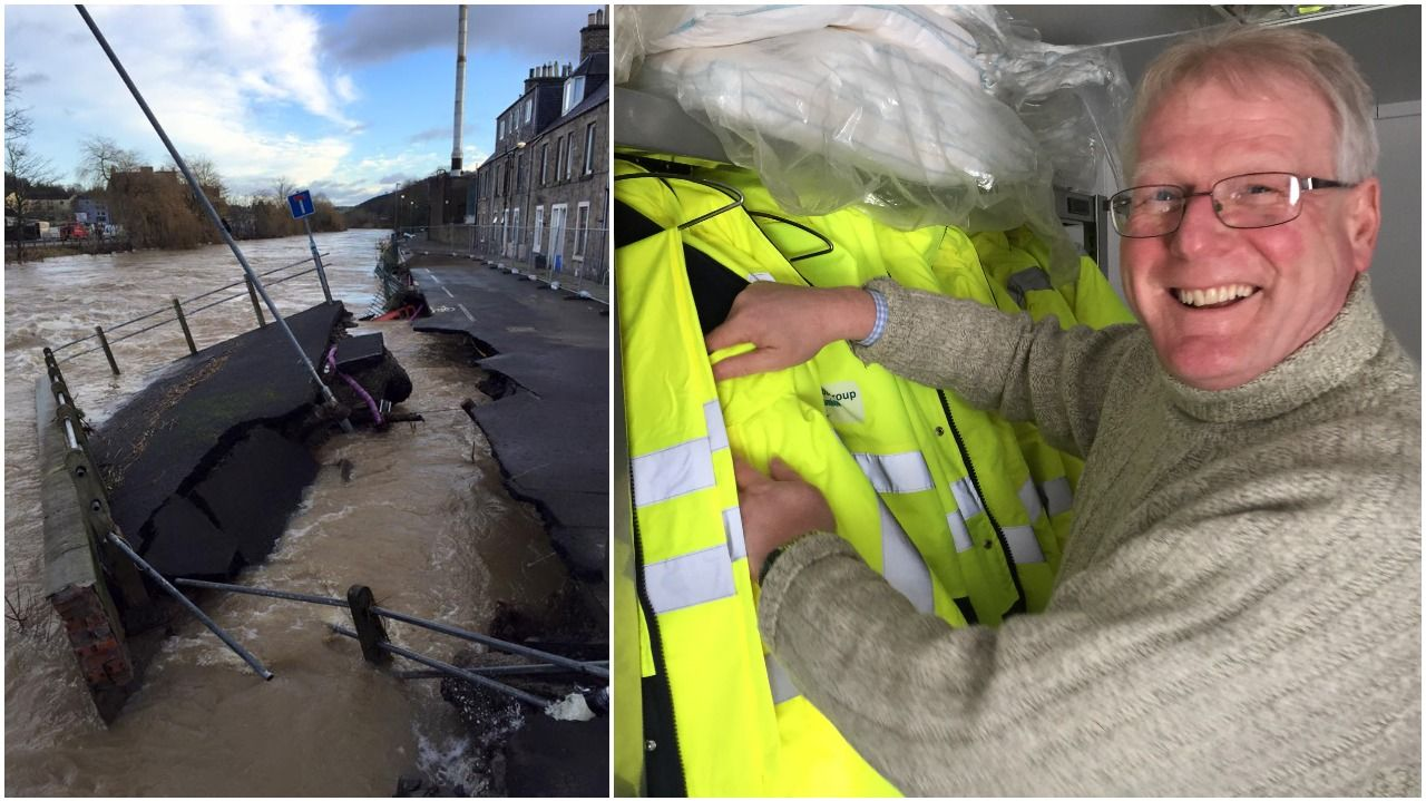WATCH: Find out how Hawick is responding to Storm Desmond five years on...