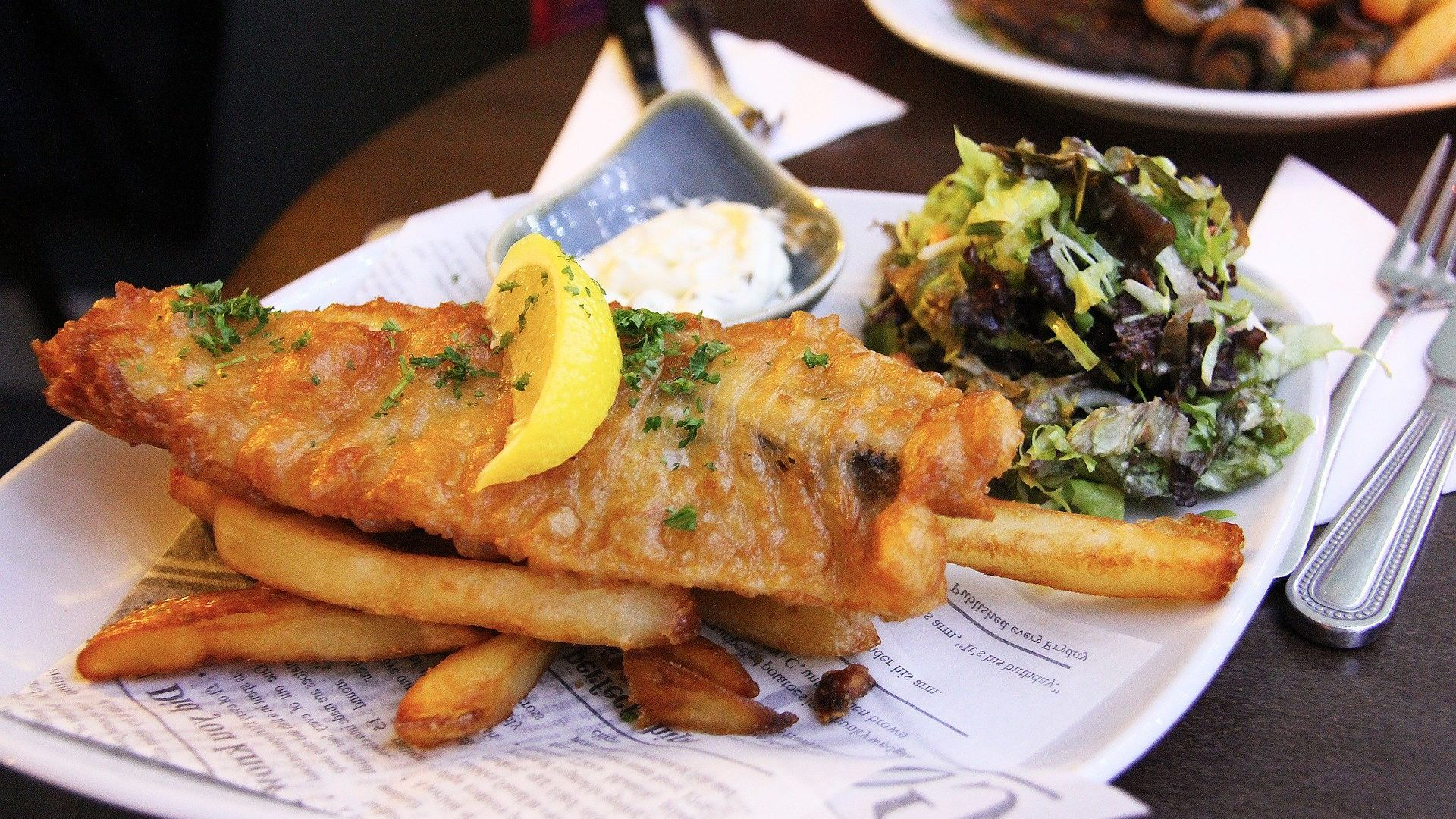 Man who travelled over 60 miles for fish and chips in Norfolk fined