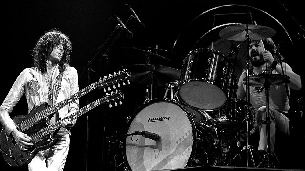 Jimmy Page reflects on John Bonham's death and the end of Led Zeppelin