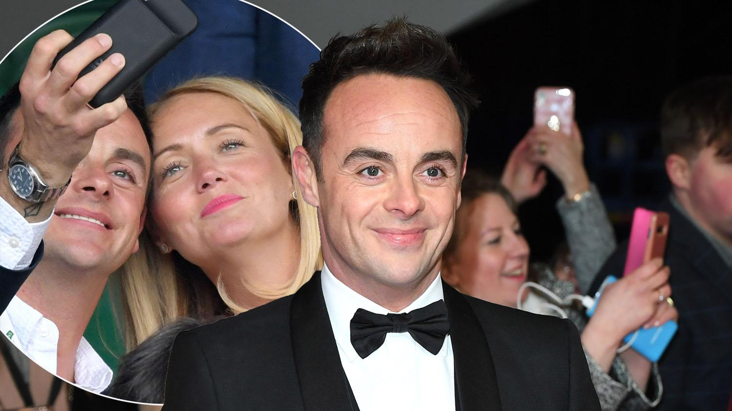 Ant Mcpartlin Reveals Adorable Way He Proposed To Anne Marie Corbett On Christmas Eve