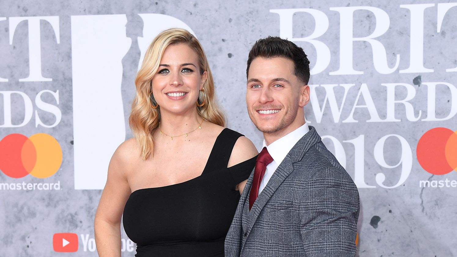 Gemma Atkinson and Gorka Marquez are ENGAGED!