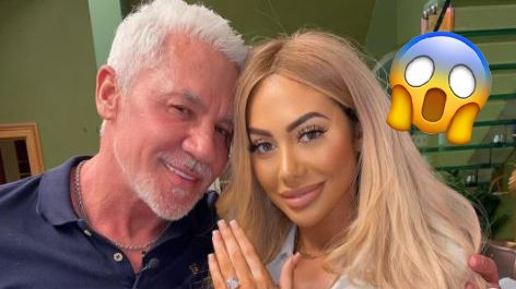 Chloe Ferry and Wayne Lineker reveal WHY they shared FAKE engagement