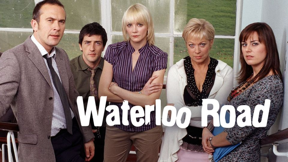 The Original Waterloo Road Cast Have Reunited And Omg