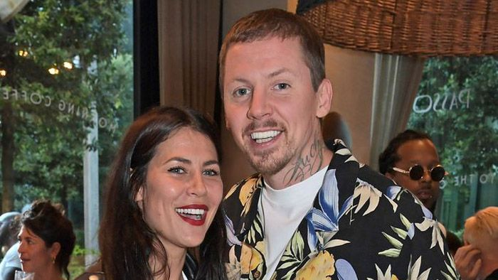 Professor Green reveals unique name of son as he becomes a dad for first time