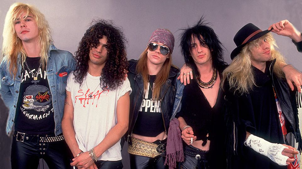Guns N' Roses' 'Sweet Child O' Mine' is first 80s video to hit 1 billion  YouTube views