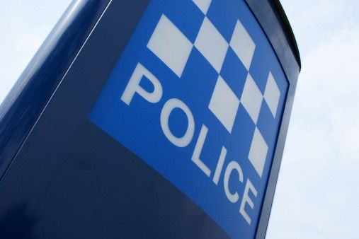 Police appeals after A950 crash near Auchtydonald