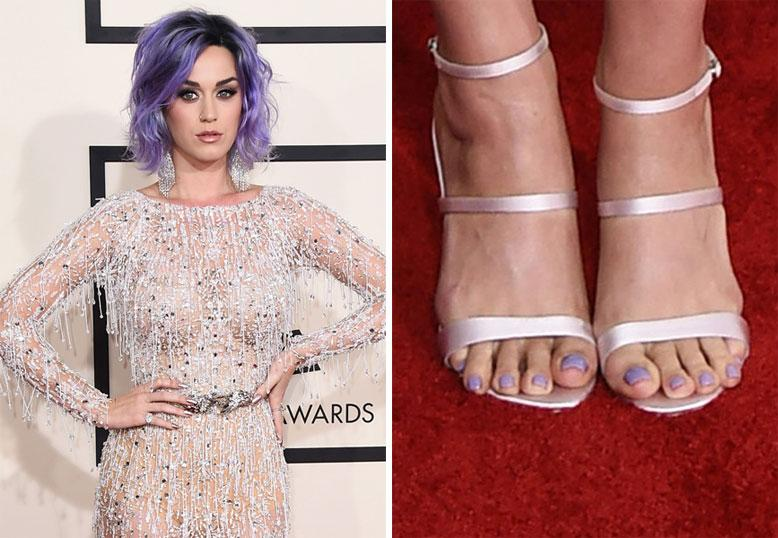 Bizarre Website Ranks Top 10 Sexiest Celebrity Feet Undefined